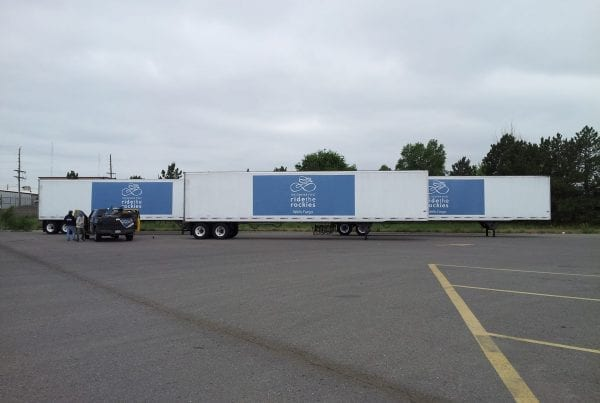 Semi Trailer Wraps