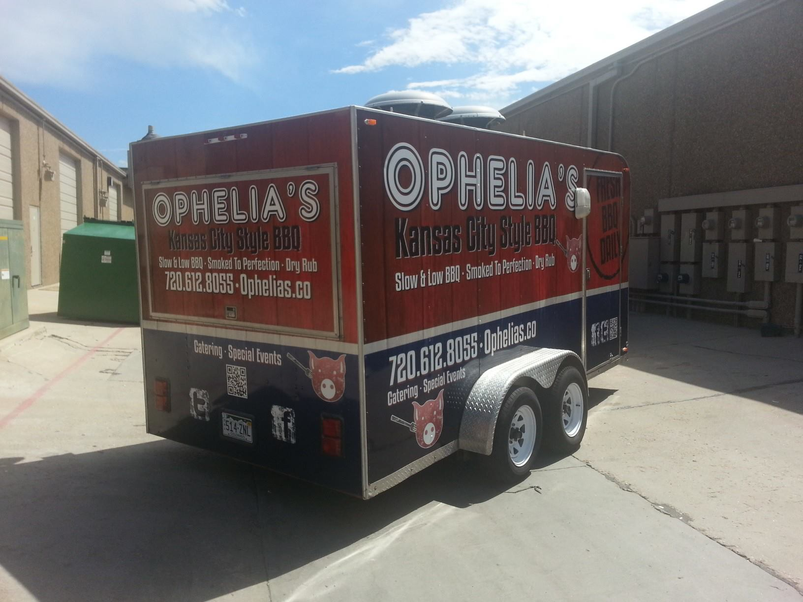 vehicle wrap denver