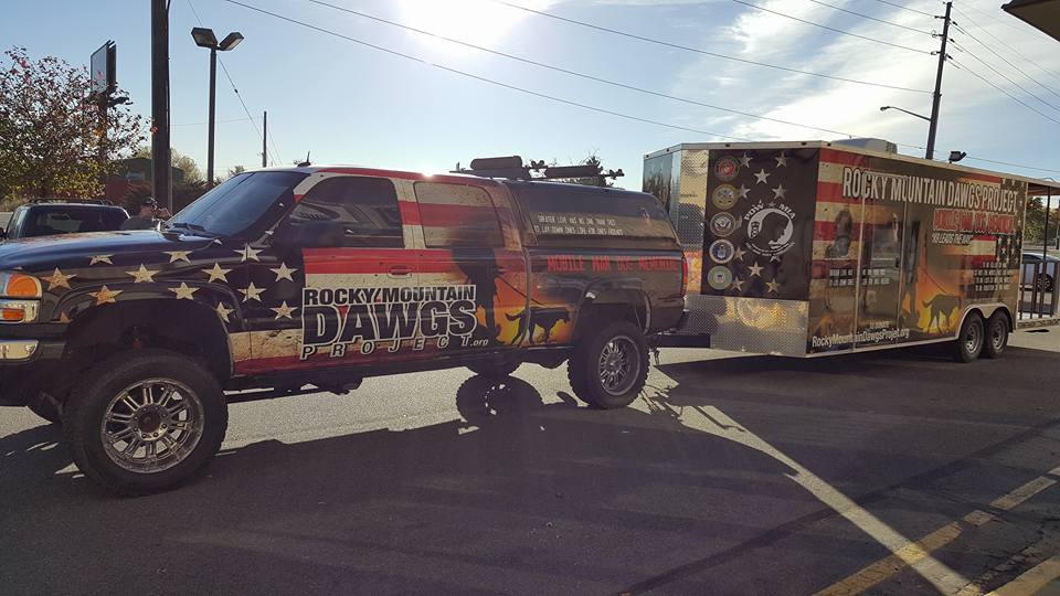 Custom trailer wraps