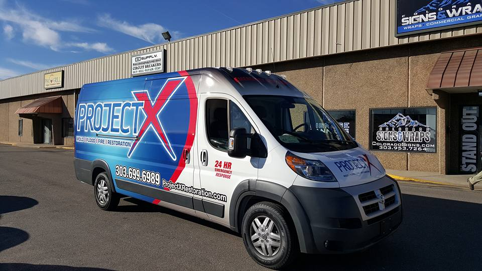 vehicle wraps in broomfield colorado signs and wraps