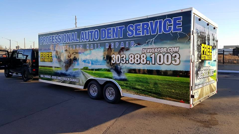 vehicle wraps in thornton colorado signs and wraps